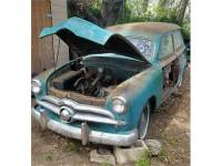 1949 Ford Woody Project