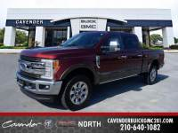 Pre-Owned 2017 Ford Super Duty F-250 SRW King Ranch 4WD Crew Cab 6.75' Box VIN1FT7W2BT1HEF34493 Stock Number63009A