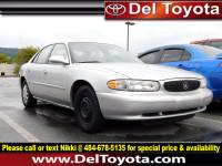 Used 2003 Buick Century Custom For Sale in Thorndale, PA   Near West Chester, Malvern, Coatesville, & Downingtown, PA   VIN: 2G4WS52J831156931