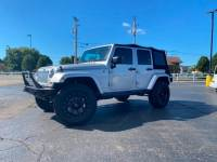 Used 2012 Jeep Wrangler Unlimited For Sale at Huber Automotive | VIN: 1C4BJWEG3CL124152