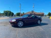 Used 2000 Mazda MX-5 Miata For Sale at Huber Automotive | VIN: JM1NB3534Y0148328