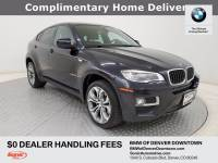 Pre-Owned 2014 BMW X6 xDrive35i in Denver, CO