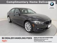 Certified Used 2018 BMW 320i in Denver, CO