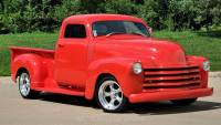 1953 Chevrolet 3100 Pickup Custom Chop Top with AC V8 Automatic