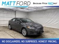 2020 Ford Fusion SE Kansas City MO 37354311