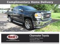 2014 GMC Sierra 1500 SLE (2WD Double Cab 143.5 SLE) Truck Double Cab in Clearwater
