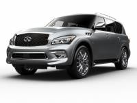 Used 2016 INFINITI QX80 For Sale at Hanlees Davis Nissan | VIN: JN8AZ2NE2G9125490