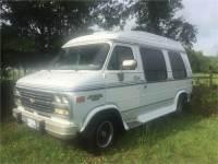 1994 Chevy Conversion van