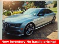 Used 2017 Audi A7 For Sale at Harper Maserati | VIN: WAUW3AFC4HN027481