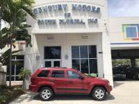 2006 Jeep Grand Cherokee Laredo 4x4 AWD Cloth CD AUX Cruise Alloy Wheels