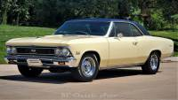 1966 Chevrolet Chevelle SS Real SS 454V8 automatic AC
