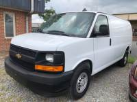 2017 Chevrolet Express 2500 Cargo Van / Factory Navigation