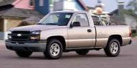 Pre-Owned 2004 Chevrolet Silverado 1500 2WD Regular Cab Long Box Work Truck VIN 1GCEC14X34Z340206 Stock Number H5609A2