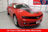 Used 2011 Chevrolet Camaro For Sale at Duncan Hyundai | VIN: 2G1FF1ED5B9139083