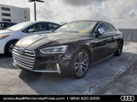 2018 Audi S5 Coupe Prestige 2dr Car