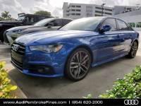 2017 Audi S6 Premium Plus 4dr Car