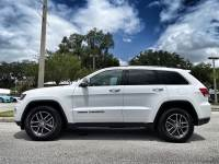 Used 2017 Jeep Grand Cherokee LIMITED LUXURY PANO ROOF 1 OWNER CARFAX CERT
