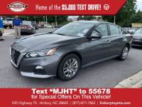 Used 2020 Nissan Altima 2.5 S Sedan