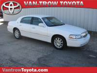 Used 2010 Lincoln Town Car Signature Limited Sedan