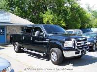 2006 Ford F-250 Super Duty SD XLT Crew Cab Long Bed 4WD Automatic