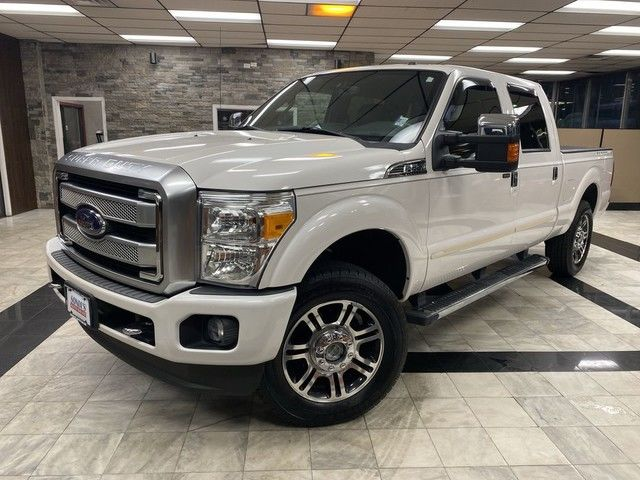 Photo 2015 Ford Super Duty F-250 SRW Platinum