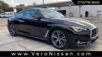 Used 2020 INFINITI Q60 3.0t LUXE Coupe