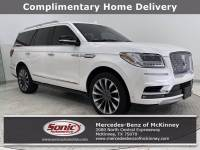2018 Lincoln Navigator Select SUV in McKinney