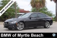 Certified Used 2016 BMW 328i Sedan For Sale in Myrtle Beach, South Carolina