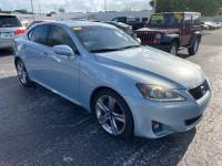 2012 LEXUS IS 250 RWD Sedan