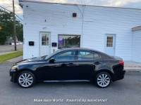 2006 Lexus IS IS 250 AWD 6-Speed Automatic