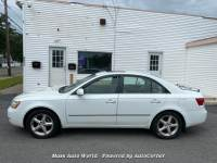 2008 Hyundai Sonata Limited 4-Speed Automatic