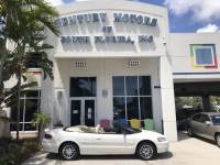 2001 Chrysler Sebring Limited Leather CD AUX Cruise Chrome Wheels
