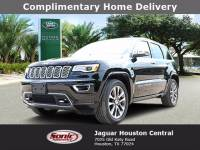 Used 2018 Jeep Grand Cherokee Overland in Houston