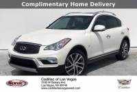 Pre-Owned 2017 INFINITI QX50 RWD VINJN1BJ0RPXHM381580 Stock NumberBHM381580