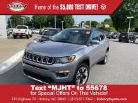 Used 2018 Jeep Compass Limited SUV