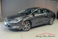 2015 Chrysler 200C 3.6L V6 4dr Sedan