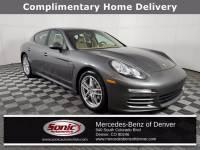 Pre-Owned 2014 Porsche Panamera Gran Turismo in Denver