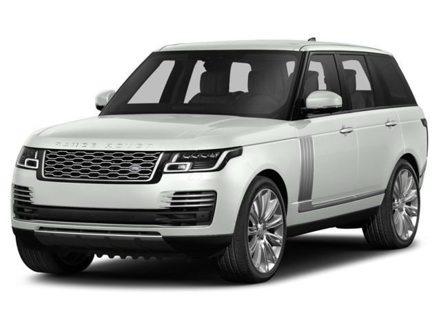 Photo Used 2018 Land Rover Range Rover 5.0L V8 Supercharged in Houston