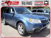 2009 Subaru Forester 4dr Auto X Limited w/Nav