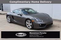 2015 Porsche Cayman 2dr Cpe Coupe in Houston