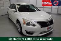 Used 2013 Nissan Altima For Sale at Duncan's Hokie Honda | VIN: 1N4AL3AP9DN556301