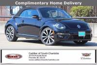 Pre-Owned 2015 Volkswagen Beetle Convertible 2dr Man 2.0T R-Line w/Sound/Nav PZEV