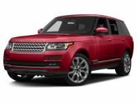 2017 Land Rover Range Rover Sport Utility