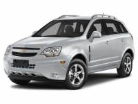 Arctic ICE Used 2015 Chevrolet Captiva Sport Fleet FWD 4dr LTZ For Sale in Moline IL | P20172A