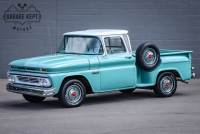 1961 Chevrolet C10 Stepside Shortbox