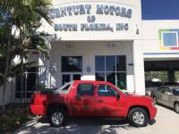 2008 Chevrolet Avalanche LS 1-Owner CD Tow Running Boards