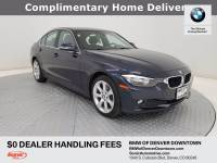 Pre-Owned 2015 BMW 320i in Denver, CO