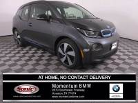 Certified Used 2017 BMW i3 with Range Extender 94 Ah Hatchback in Houston