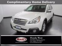 Pre-Owned 2014 Subaru Outback 3.6R Limited Automatic VIN4S4BRDPCXE2288686 Stock NumberTE2288686