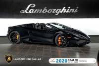 Used 2018 Lamborghini Huracan LP610-4 Spyder For Sale Richardson,TX | Stock# L1286 VIN: ZHWUR1ZF9JLA10895